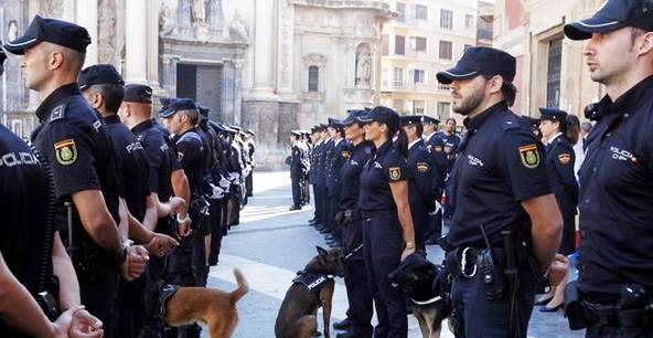 cnp- convocatoria 2016 - Escuela Superior de Seguridad