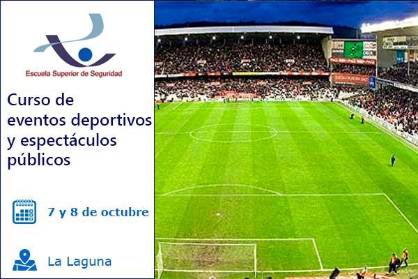 cursoeventosdeportivos--Escuela-Superior-de-Seguridad---La-Laguna